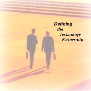 Defining the Technology Partnership.